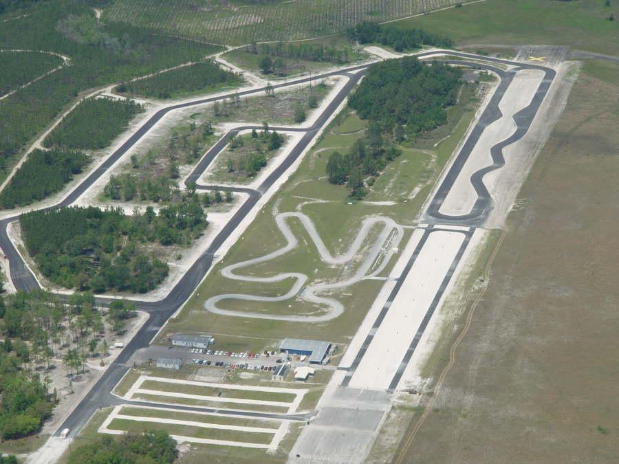 Race Car Track Orlando Fl