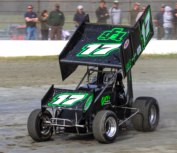 Sprint Cars Of New England (SCoNE) (This Is A RACING