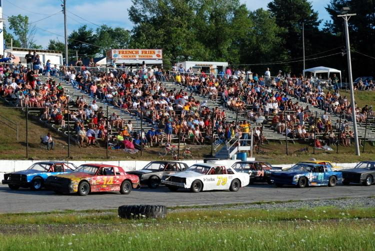 New Hampshire Race Track Listing Directory Of Oval Tracks