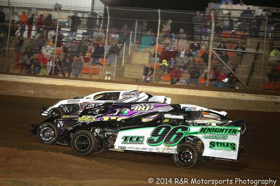 Baton Rouge Stock Car Racing