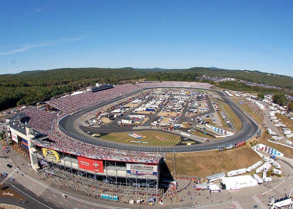 Photos at New Hampshire Motor Speedway. - A View From My Seat